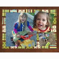 2013 For Grandpa By Elizabeth Marcellin   Wall Calendar 11  X 8 5  (12 Months)   6rd7lc9vxkss   Www Artscow Com Month