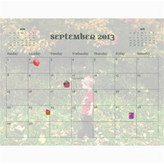 2013 For Grandpa By Elizabeth Marcellin   Wall Calendar 11  X 8 5  (12 Months)   6rd7lc9vxkss   Www Artscow Com Sep 2013
