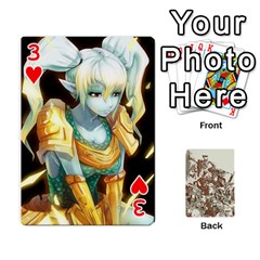 League Cards :d By Keane   Playing Cards 54 Designs (rectangle)   W07dphokiou1   Www Artscow Com Front - Heart3