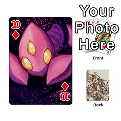 League Cards :d By Keane   Playing Cards 54 Designs (rectangle)   W07dphokiou1   Www Artscow Com Front - Diamond10