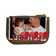 Family By Jo Jo   Mini Coin Purse   Ypybev0f1soi   Www Artscow Com Back