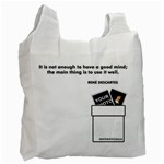 Bag - Descartes - Recycle Bag (One Side)