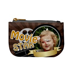 Star Moviw By M Jan   Mini Coin Purse   Jn2wphjtwz19   Www Artscow Com Front