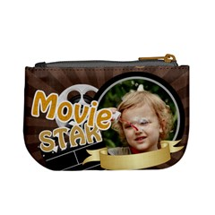 Star Moviw By M Jan   Mini Coin Purse   Jn2wphjtwz19   Www Artscow Com Back