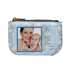Love By M Jan   Mini Coin Purse   Gj1a3yxfnktl   Www Artscow Com Front