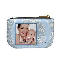 Love By M Jan   Mini Coin Purse   Gj1a3yxfnktl   Www Artscow Com Back