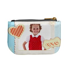 Xmas By M Jan   Mini Coin Purse   Hqmomnewmxgl   Www Artscow Com Back