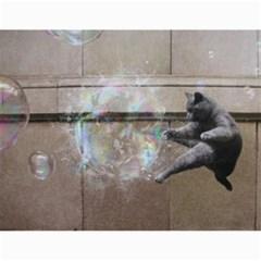 Karate Cats By Joey Kessler   Wall Calendar 11  X 8 5  (12 Months)   Kipmk69c44rp   Www Artscow Com Month