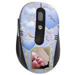 boy Wireless laser Optical Mouse