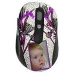 Wild Iris Wireless Laser Optical Mouse