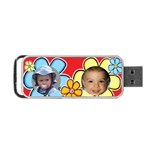 Kids Portable USB Flash - Portable USB Flash (One Side)