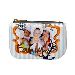 Family By Mac Book   Mini Coin Purse   5rlqinl7khok   Www Artscow Com Front