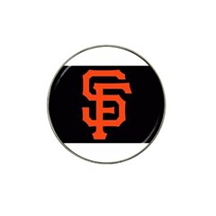 Sf Giants Logo 10 Pack Golf Ball Marker (for Hat Clip) by tammystotesandtreasures