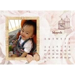 Miranda 2013 By Jyn   Desktop Calendar 8 5  X 6    Xiicol7i6qcy   Www Artscow Com Mar 2013