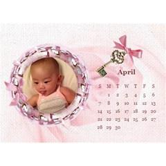 Miranda 2013 By Jyn   Desktop Calendar 8 5  X 6    Xiicol7i6qcy   Www Artscow Com Apr 2013