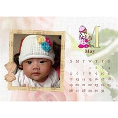 Miranda 2013 By Jyn   Desktop Calendar 8 5  X 6    Xiicol7i6qcy   Www Artscow Com May 2013