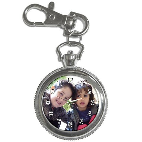 Moni By Maria Georgieva   Key Chain Watch   6bmda0bhlbah   Www Artscow Com Front