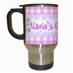 Nana Coffee cup - Travel Mug (White)