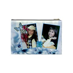 Sredna Kozmetichna Chanta By Georgi Georgiev   Cosmetic Bag (medium)   Gy61scg8z47s   Www Artscow Com Back