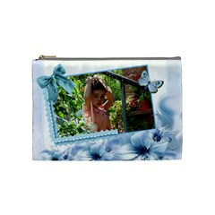 Presito By Maria Georgieva   Cosmetic Bag (medium)   Kgb3tzpyc3d0   Www Artscow Com Front