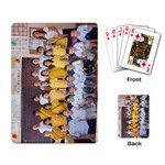 3 v klas - Playing Cards Single Design