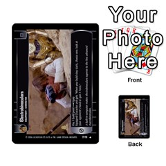 Star Wars Tcg Iii By Jaume Salva I Lara   Multi Purpose Cards (rectangle)   Yc4kan8f88nv   Www Artscow Com Front 6