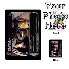 Star Wars Tcg Iii By Jaume Salva I Lara   Multi Purpose Cards (rectangle)   Yc4kan8f88nv   Www Artscow Com Front 10