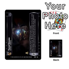 Star Wars Tcg Iii By Jaume Salva I Lara   Multi Purpose Cards (rectangle)   Yc4kan8f88nv   Www Artscow Com Front 18