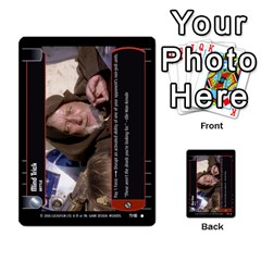 Star Wars Tcg Iii By Jaume Salva I Lara   Multi Purpose Cards (rectangle)   Yc4kan8f88nv   Www Artscow Com Front 25