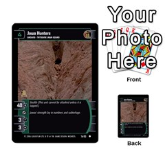 Star Wars Tcg Iii By Jaume Salva I Lara   Multi Purpose Cards (rectangle)   Yc4kan8f88nv   Www Artscow Com Front 30