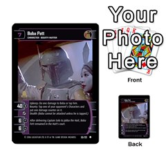 Star Wars Tcg Iii By Jaume Salva I Lara   Multi Purpose Cards (rectangle)   Yc4kan8f88nv   Www Artscow Com Front 39