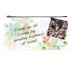 Blake Pencil2 By Stacey Macpherson   Pencil Case   Ov0uy87pqbcm   Www Artscow Com Front