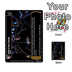 Star Wars Tcg V By Jaume Salva I Lara   Multi Purpose Cards (rectangle)   I6djriq2k52n   Www Artscow Com Front 4