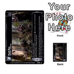 Star Wars Tcg Vi By Jaume Salva I Lara   Multi Purpose Cards (rectangle)   Bxke0hvghvar   Www Artscow Com Front 1