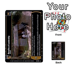 Star Wars Tcg Vi By Jaume Salva I Lara   Multi Purpose Cards (rectangle)   Bxke0hvghvar   Www Artscow Com Front 21