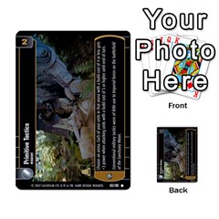 Star Wars Tcg Vi By Jaume Salva I Lara   Multi Purpose Cards (rectangle)   Bxke0hvghvar   Www Artscow Com Front 43