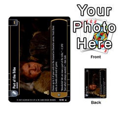 Star Wars Tcg Vii By Jaume Salva I Lara   Multi Purpose Cards (rectangle)   Kdyv3ep6m7bn   Www Artscow Com Front 31