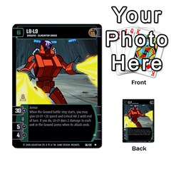 Star Wars Tcg Viii By Jaume Salva I Lara   Multi Purpose Cards (rectangle)   Rrftsaqenfxd   Www Artscow Com Front 6