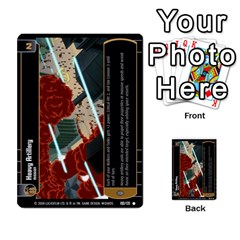 Star Wars Tcg Viii By Jaume Salva I Lara   Multi Purpose Cards (rectangle)   Rrftsaqenfxd   Www Artscow Com Front 51