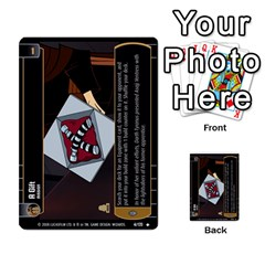 Star Wars Tcg Viii By Jaume Salva I Lara   Multi Purpose Cards (rectangle)   Rrftsaqenfxd   Www Artscow Com Front 29