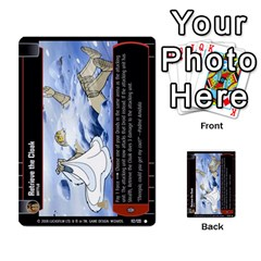 Star Wars Tcg Viii By Jaume Salva I Lara   Multi Purpose Cards (rectangle)   Rrftsaqenfxd   Www Artscow Com Front 42