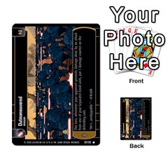 Star Wars Tcg Viii By Jaume Salva I Lara   Multi Purpose Cards (rectangle)   Rrftsaqenfxd   Www Artscow Com Front 43