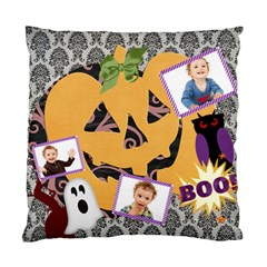 Halloween By Jo Jo   Standard Cushion Case (two Sides)   Xjyq49ug4q1m   Www Artscow Com Front