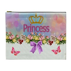 Princess Cosmetic Bag (xl) By Missy    Cosmetic Bag (xl)   O130iyz2nm0r   Www Artscow Com Front