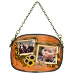 Autumn Delights - Chain Purse (one side)
