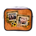 Autumn Delights - Mini Toiletries (one side)  - Mini Toiletries Bag (One Side)