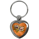 Autumn Delights - Key Chain (Heart)