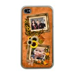 Autumn Delights - Apple iPhone4 (Clear)  - Apple iPhone 4 Case (Clear)