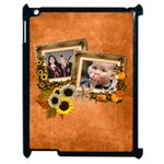 Autumn Delights - Apple iPad2 Case (Black)  - Apple iPad 2 Case (Black)