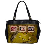 Autumn Delights - Oversize Office Handbag (One Side)